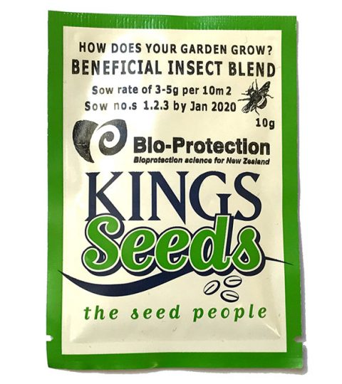 Beneficial Insect Blend – Kings Seeds (Top-up For HDYGG Kit Only)